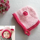 nón len 2 tai, phong cách Hàn quốc  Size:  trên 3 tháng
