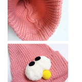 chi tiết Mũ len (nón len) thuật sĩ có chóp nhon - style Hàn Quốc    Size:  30-50cm    (8 tháng-5 tuổi)