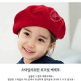 mũ bê rê nỉ nhiều màu PopKid  Size:  9 tháng- 3 tuổi