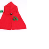 Áo choàng len tiểu thư, set gồm áo choàng len + găng tay và bịt tai   Size:  trên 9 tháng
