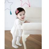 Kẹp tóc Hàn Quốc nơ vải mềm
