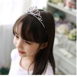 vương miện công chúa số 4-Hàng Handmade tinh xảo, với nguyên phụ liệu nhập từ HQ,Hàng xuất HQ.  Size:  trên 1 tuổi