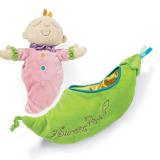 đồ chơi búp bê hiệu Manhattan     Size:  vỏ đậu33 cm, búp bê 24 cm