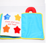 Chào mừng bạn đến khám phá cuốn sách vài - đồ chơi giáo dục  Size: 18,5 * 23.5cm,
