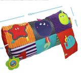 Thảm nằm chơi cho bé  Size:  44cm X 78cm X 13cm(dài, rộng,cao), thương hiệu Mamamiya & Papas