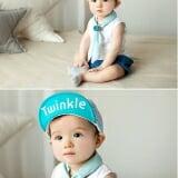nón kết lật vành Twinkle  Size:  9 tháng-3 tuổi