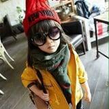 nón len New york  Size:  free size cho bé từ 2-7 tuổi, chất len dày, mịn đẹp