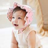 mũ cô chủ nhỏ hồng  Size:  2 tháng- 12tháng