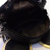 Túi xách dạng trống M Mickey phong cách Hàn Quốc  Size:  18cm x18cmx8cm