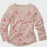 Áo thun cotton tay dài túi nhỏ Oshkosk - Hàng Cambo xuất  Size:  8 - 35 kg