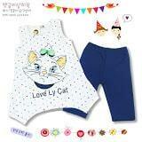 Bộ thun 4 chiều dáng dài + legging - Made in Korea  Size:  100 - 140 (10 - 30kg)