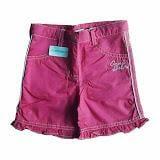 Quần sọt màu hồng - Omori Hàng Quốc  Size:  100, 110