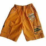 Quần kaki mềm lửng màu cam - Ana  Size:  4 đến 16 tuổi