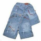 Quần jeans mềm viền chỉ nổi CapCap  Size:  12 kg - 30 kg