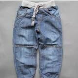 Quần Jeans ZARA (form ốm)  Size:  6 -> 10 tuổi