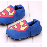 Giày tập đi siêu nhân  Size: 11 cm