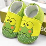 Giày tập đi ếch xanh  Size: 11 cm