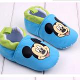 Giày tập đi Mickey  Size: 11-12cm