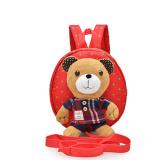 balo gấu đỏ ca rô hiệu OEM; chất liệu: bên trong lót vải dù, ko thấm ướt. gấu có thể tháo rời , có dây kèm theo để giữ bé :)  Size: 22 x 9 x 23 cm