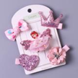 set quà tặng công chúa cho bé- style Hàn Quốc  Size: free size