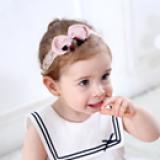 băng đô nơ voan bướm nhỏ  Size: free size dưới 4 tuổi