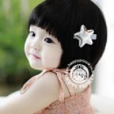 Kẹp tóc Hàn Quốc hiệu Happy prince ngôi sao trơn