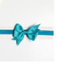 Băng đô kết nơ xanh  Size: free size