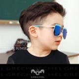 Kinh mat Grechel  xanh cao cấp Hàn Quốc San pham co chung nhan CE Chong tia cuc tim: UV 400 Phu kien kem theo: hop nhua cao cấp  va khan lau kinh  Size: 2 tuổi trở lên