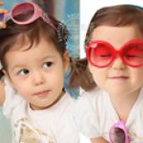 Kính chấm bi Kokotree cao cấp Hàn Quốc San pham co chung nhan CE Chong tia cuc tim: UV 400 Phu kien kem theo: hop nhua va khan lau kinh  Size: 2 tuổi trở lên