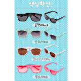 các màu Kinh mat vệt sơn hiệu Lemonkid Hàn Quốc San pham co chung nhan CE Chong tia cuc tim: UV 400 Phu kien kem theo: hộp nhựa và khăn lau  Size: 1 tuổi trở lên