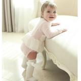 vớ công chúa gắn nơ Hàn Quốc, chất liệu: Cotton mềm mại đàn hồi  Size: S ( 0-2 tuổi)          M  (2-4 tuổi)