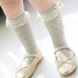vớ cổ cao phong cách Hàn Quốc, chất liệu: Cotton mềm mại, đàn hồi tốt  Size: S 0-2 tuổi ,M 2-4 tuổi