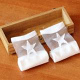 vớ lưới mịn cao cổ  -phong cách Hàn Quốc, chất liệu: Cotton mềm mại, đàn hồi tốt  Size: free size 3-10 tuổi