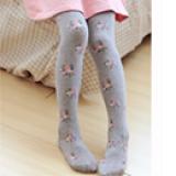 quần vớ  in hoa phong cách Hàn Quốc, chất liệu: Cotton mềm mại, đàn hồi tốt  Size: 95 chiều cao 90-100cm (1-3 tuổi)         105  chiều cao 105-110cm ( 4-7 tuổi)         115  chiều cao 110-120cm ( 8-11 tuổi)