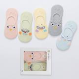 vớ lười hoạt hình -phong cách Hàn Quốc, chất liệu: Cotton mềm mại, đàn hồi tốt  Size: free size 1-4 tuổi