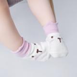 vớ chống trượt, chất liệu: Cotton mềm mại, đàn hồi tốt  Size: free size 0-36tháng