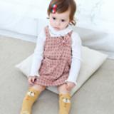 vớ chống trượt cổ cao hoạt hình  Size: 0-4 tuổi