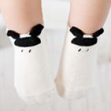 vớ cotton ngắn cổ Hàn Quốc chuột đen tai nổi  Size: trên 1 tháng