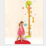 thước đo gấu Pooh (có thể dùng trang trí phòng)  Size: 60 x 90cm