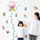 thước đo khinh khí cầu heo hồng(có thể dùng trang trí phòng)  Size: 50 x70cm