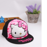 mũ hiphop kitty  Size: 2-8 tuổi