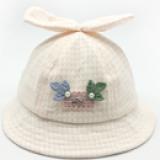 mũ rộng vành tình yêu hoa lá phong cách Hàn Quốc  Size: dưới 18 tháng(38-42cm)