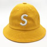 mũ rộng vành thêu chữ  Size: 2-4 tuổi (50cm)