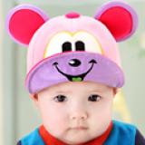 mũ mickey thương hiệu GZMM phong cách HQ  Size: 1-4 tuổi (48-52cm)