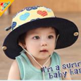 mũ cao bồi thuowg hiệu GZMM phong cách HQ  Size: 1-5 tuổi (50-52cm)