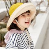 mũ rộng vành phong cách HQ  Size: 3-10 tuổi (free size48-52cm)