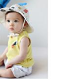 mũ vành rộng gắn chồi non  Size: 18 tháng-5 tuổi (50cm) Xem nhiều hơn tại http://shopqua.com Hotline :098 224 2238 - 090 962 0234 (Ms. Nguyên).