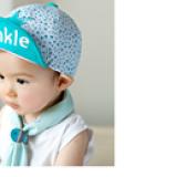 nón vải cotton mềm lật vành Twinkle  Size: 9 tháng-3 tuổi