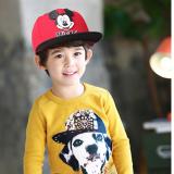 Nón hiphop Mickey  Size: 2-9 tuổi(có thể thu nhỏ hoặc nới rộng)