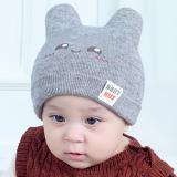 nón thun gấu cười  Size: 0-18 tháng